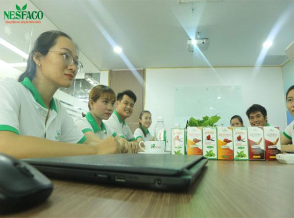 Nesfaco tổ chức đào tạo chuyên môn cho nhân viên
