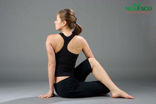 yoga giúp đẩy lùi bệnh tiểu đường